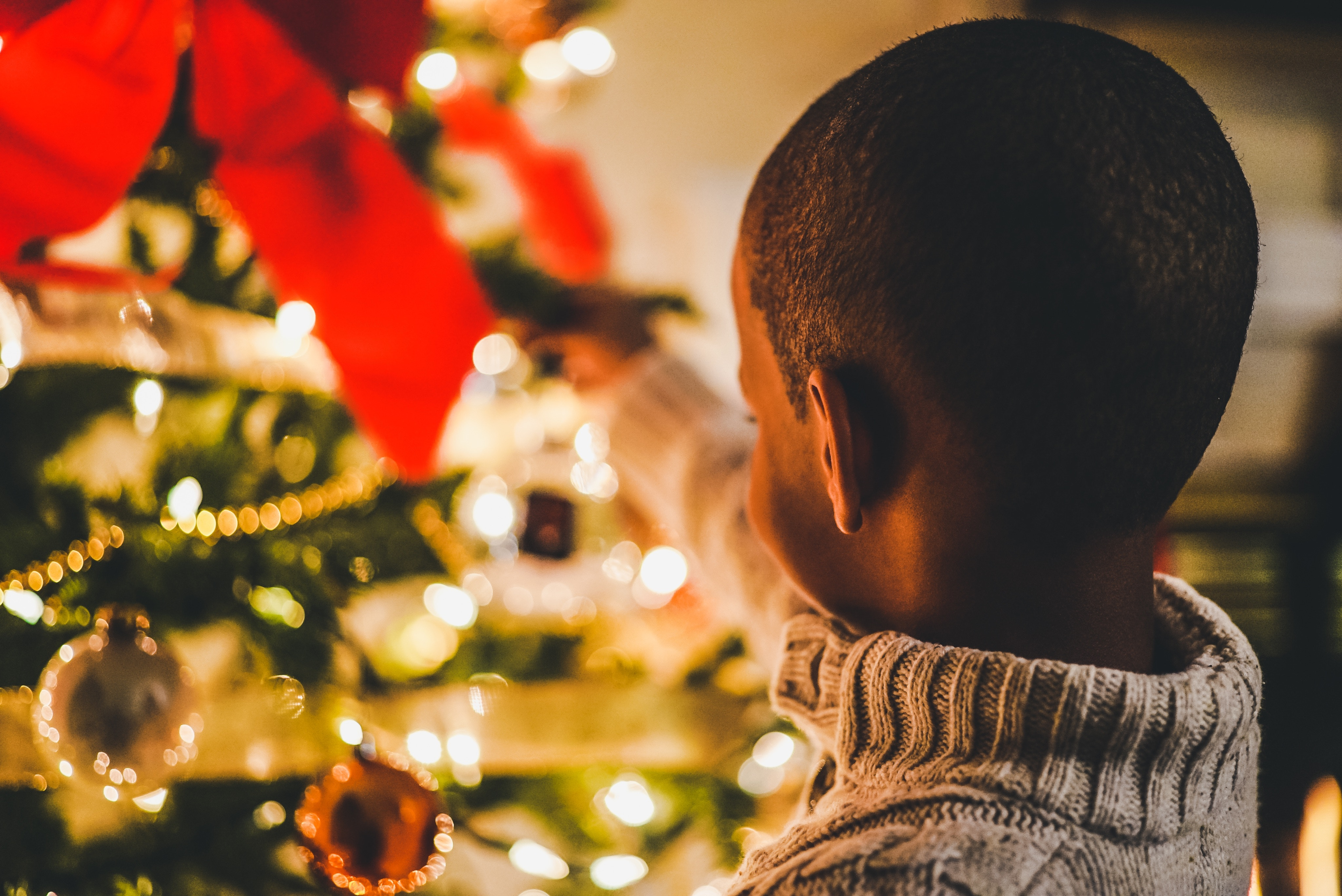 Keeping children grounded during the Christmas consumerism