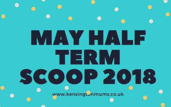 Half term activities in London