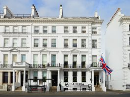 The Pelahm Hotel places to stay in South Kensington