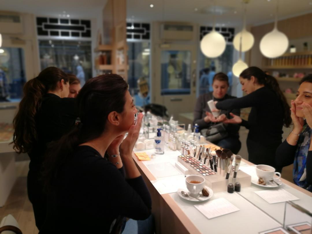 Glow MasterClass at Cosmetics a la carte! | Kensington Mums